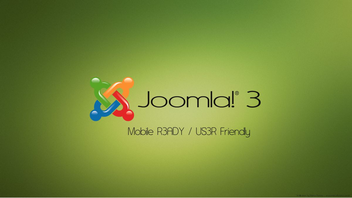 joomla 3 wallpaper green apple