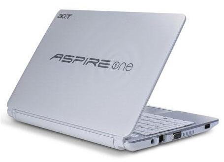 Драйвера для нетбука Acer Aspire One D270