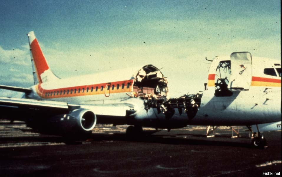 Aloha Airlines Flight 243 (AQ 243, AAH 243)